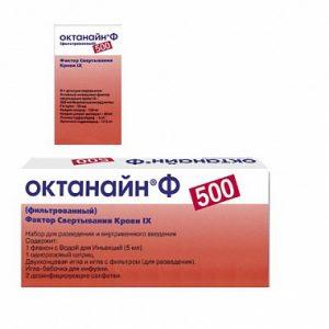 Октанайн Ф (фильтрованный)